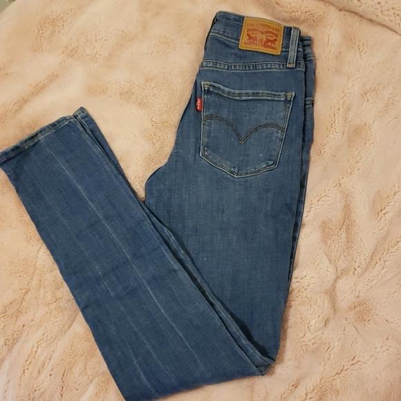 Levi's Denim - Levi's 721 High Rise Skinny Jean